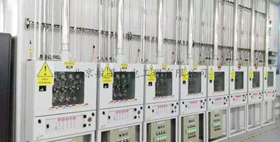 特种气体管道系统工程