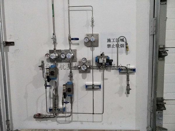 中国汽车研究院配套气路系统项目