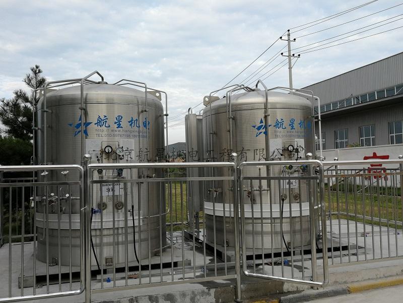 北京低碳清洁能源研究所3.5Mpa氮气站项目