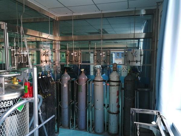 联合大学实验室气路工程