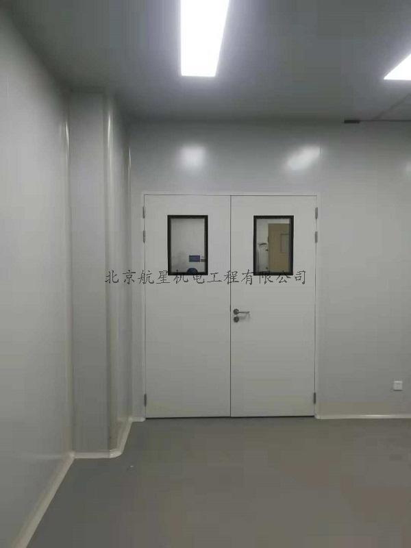 中国航发航空材料研究院万级洁净间项目顺利完工