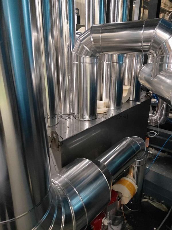 某制药系统跨国企业液氮气站及系统模块工艺管线工程